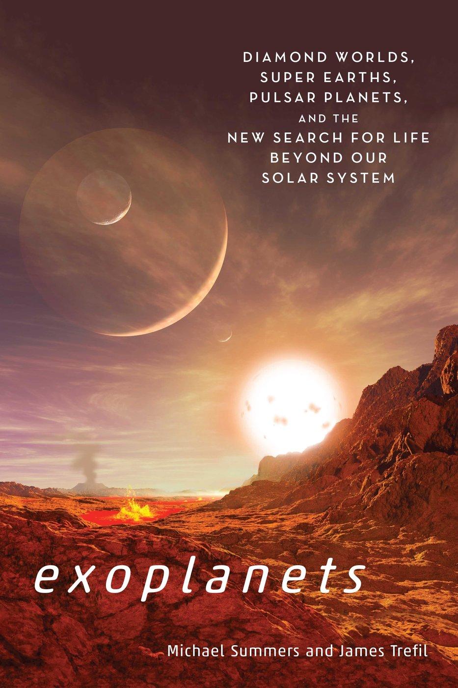 Exoplanets (Smithsonian Books, 2017)
