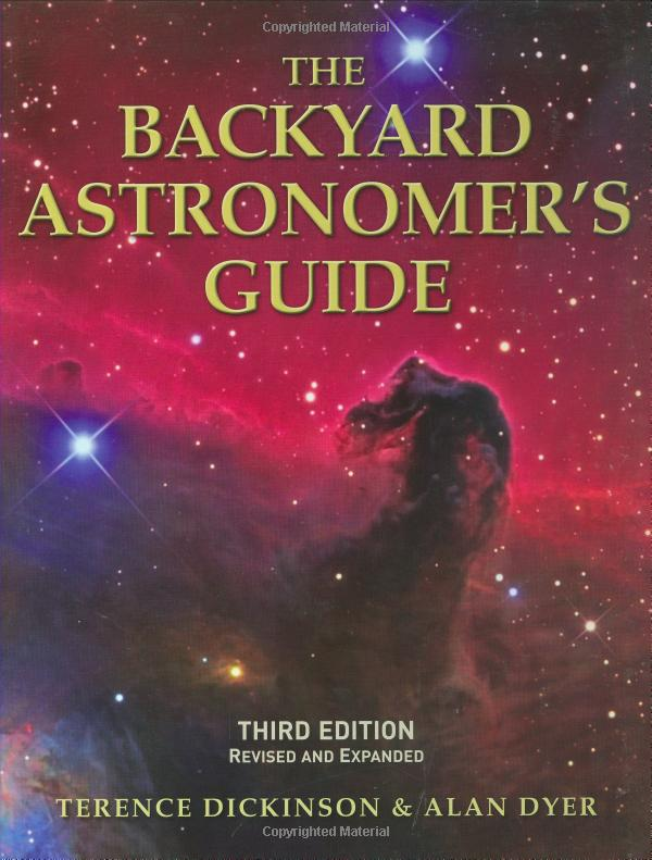 The backyard astronomers guide